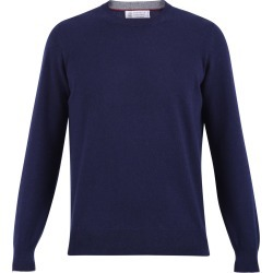 Brunello Cucinelli Blue Sweater found on Bargain Bro UK from Italist