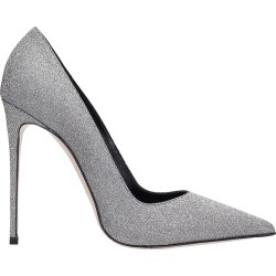 Le Silla Pumps In Black Leather found on MODAPINS from italist.com us for USD $531.00
