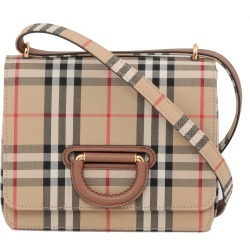 Burberry Small D-ring Bag found on Bargain Bro India from Italist Inc. AU/ASIA-PACIFIC for $1714.72