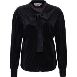MSGM Bow Blouse found on Bargain Bro UK from Italist