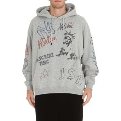 Buscemi Logo Printed Hoodie found on MODAPINS from Italist for USD $576.77
