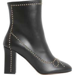 Boutique Moschino Studded Ankle Boots found on MODAPINS from Italist for USD $392.10
