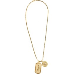 Versace placca Iconic Necklace