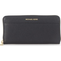 Michael Kors Mercer Black Saffiano Leather Wallet found on Bargain Bro India from italist.com us for $186.67
