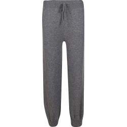 Agnona Grey Cashmere Track Pants found on MODAPINS from Italist for USD $699.86