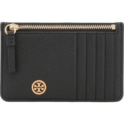Tory Burch Pebbled Leather Card Holder found on Bargain Bro UK from Italist