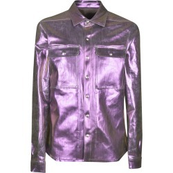 Rick Owens Metallic Outhershirt found on Bargain Bro UK from Italist
