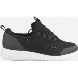 Calvin Klein Jeans Sneakers With Mesh Upper And Side Logo found on Bargain Bro UK from Italist