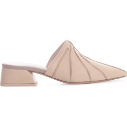 Anna Baiguera Pointed Slippers Nappa found on MODAPINS from Italist for USD $419.86