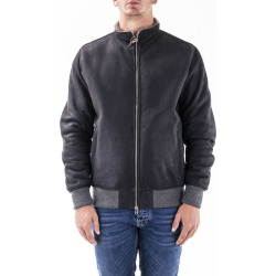 Barba Leather Jacket found on MODAPINS from italist.com us for USD $1089.37
