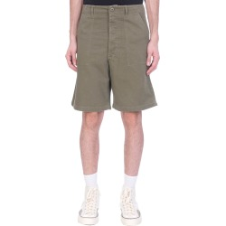 Maharishi Shorts In Green Cotton found on MODAPINS from Italist for USD $176.22