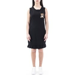 Moschino Couture Cotton Mini Dress found on MODAPINS from Italist for USD $398.91