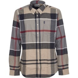 Barbour Beige Checkered Shirt found on Bargain Bro UK from Italist