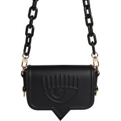 Chiara Ferragni Eyelike Black Small Crossbody Bag found on MODAPINS from italist.com us for USD $314.20