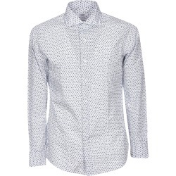 Barba Napoli Floral Print Shirt found on MODAPINS from Italist for USD $150.28
