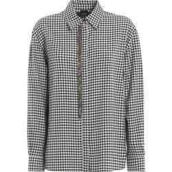 Pinko Scaricare Twill Shirt found on Bargain Bro Philippines from Italist Inc. AU/ASIA-PACIFIC for $259.71