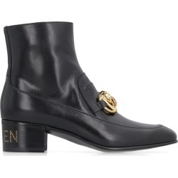 Gucci Leather Ankle Boots found on MODAPINS from Italist for USD $881.02