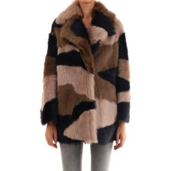 Blancha Reversible Shearling Jacket found on MODAPINS from Italist for USD $1892.84