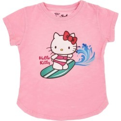 Surfing Hello Kitty Girls T-shirt found on Bargain Bro Philippines from italist.com us for $92.86