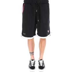 Marcelo Burlon Chicago Bulls Tape Shorts Short Pants found on Bargain Bro India from italist.com us for $234.80