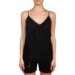N.21 Ruffled Top found on Bargain Bro India from italist.com us for $166.23