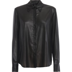 Pinko Smorzare Georgette Shirt found on Bargain Bro Philippines from Italist Inc. AU/ASIA-PACIFIC for $224.87