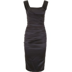 Dolce & Gabbana Draped Satin Dress found on Bargain Bro UK from Italist
