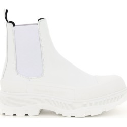Alexander McQueen Tread Sleek Chelsea Boots found on MODAPINS from italist.com us for USD $679.82