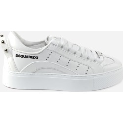 Dsquared2 551 White Leather Sneaker found on Bargain Bro UK from Italist