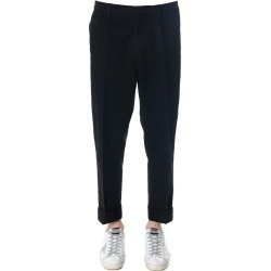 Dondup Frankie Stretch Cotton Trousers found on MODAPINS from Italist for USD $198.00
