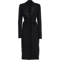 Ann Demeulemeester Oversized Sleeve Coat found on MODAPINS from Italist for USD $1507.47