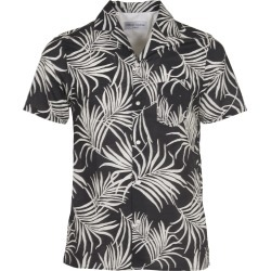 Officine Générale Black And White Shirt found on Bargain Bro UK from Italist