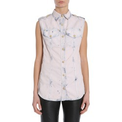 Balmain Sleeveless Shirt found on Bargain Bro India from italist.com us for $431.75