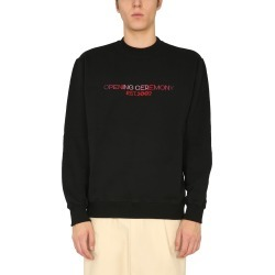 Opening Ceremony Crew Neck Sweatshirt found on MODAPINS from Italist for USD $202.76