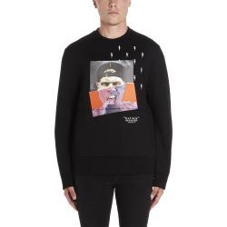 Neil Barrett hibrida Rap Nox Sweatshirt found on Bargain Bro UK from Italist