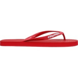 Dsquared2 Flats In Red Rubber/plasic found on Bargain Bro UK from Italist