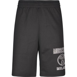 Moschino Logo Printed Shorts found on Bargain Bro UK from Italist