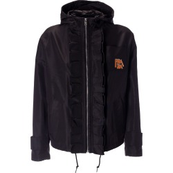 Prada Ruffled Detail Windbreaker found on Bargain Bro India from italist.com us for $1174.24