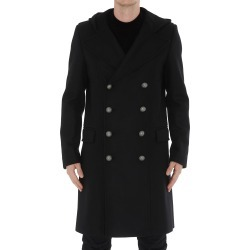 Balmain Hooded Coat found on Bargain Bro Philippines from italist.com us for $1756.61