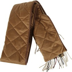 Burberry Quilted Giant Check Cashmere Scarf found on Bargain Bro UK from Italist