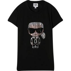 Karl Lagerfeld Kids Karl T-shirt By