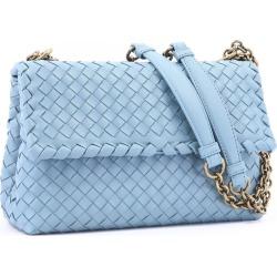 ed29c28820b2 Bottega Veneta Bag Olimpia Small Light Blue found on MODAPINS from Italist  for USD  2690.75