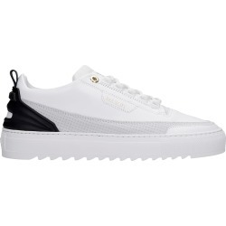 Mason Garments Firenze Sneakers In White Leather found on MODAPINS from Italist for USD $329.91