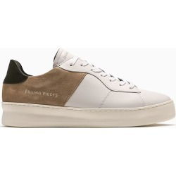 Filling Pieces Low Plain Court Sneakers 42227271919pmu found on MODAPINS from italist.com us for USD $245.14