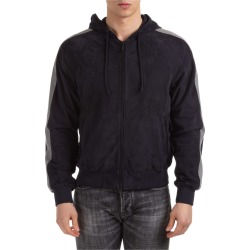 Emporio Armani Epicentro Leather Jackets found on Bargain Bro UK from Italist