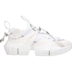 Jimmy Choo Diamond Trail Sneakers In White Tech/synthetic found on Bargain Bro UK from Italist