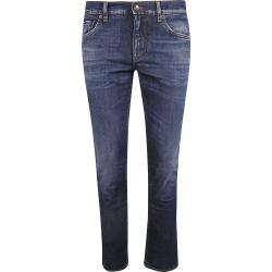 Dolce & Gabbana Slim Denim Stretch Jeans