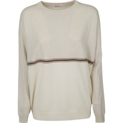 Brunello Cucinelli Embellished Sweater found on Bargain Bro India from Italist Inc. AU/ASIA-PACIFIC for $1126.48