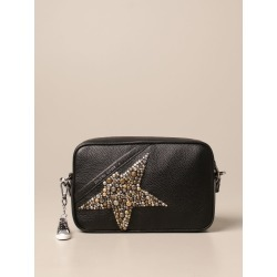 Golden Goose Crossbody Bags Star Golden Goose Bag In Textured Leather found on Bargain Bro UK from Italist