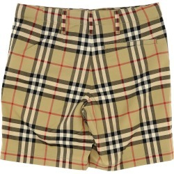 Burberry Shorts With Vintage Check Pattern found on Bargain Bro India from italist.com us for $145.48